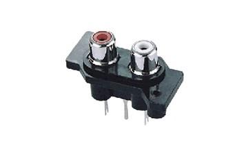 AV同芯插座