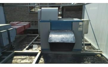 供应 山东海林 废气处理设备厂家 油烟净化设备-- 山东海林环保设备工程有限公司