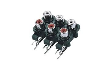 AV同芯插座-- 苏州思翔电子科技有限公司
