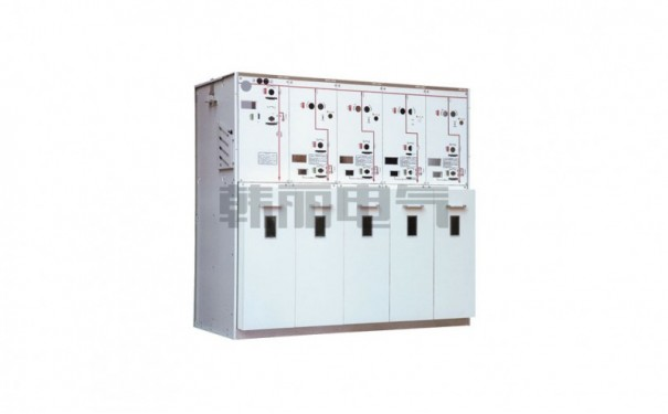 HRM16-12气体绝绿金属封闭开关设备柜体(SF6充气柜)