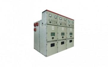 KYN28A-12(GZS1)户内金属铠装中置移开式开关设备-- 浙江共盟电气有限公司