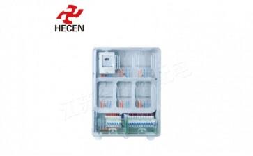 HCXJ单相六户电表箱(卡式)