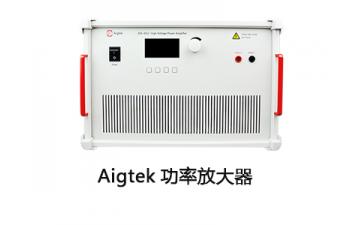 功率放大器驱动超声波探头测试方案