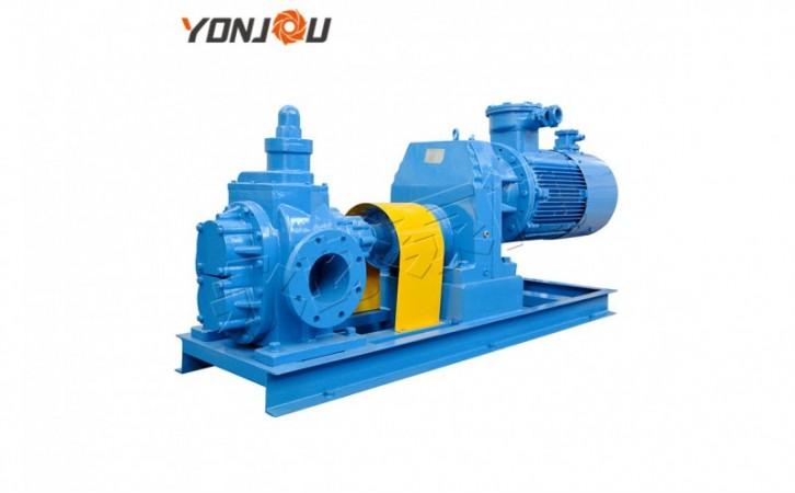 KCB齿轮式输油泵-- 浙江永球科技有限公司