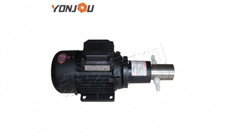 CQCB微型磁力齿轮泵-- 浙江永球科技有限公司