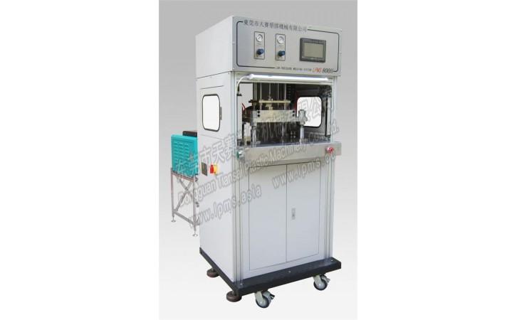 頂式注膠單工位氣液增壓分體式低壓注膠機 LPMS 800H-- 东莞市天赛塑胶机械有限公司