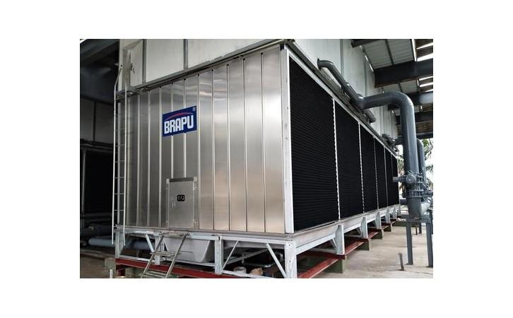 BRAPU德国巴普开式闭式冷却塔-- 盐城海桂冷却设备有限公司