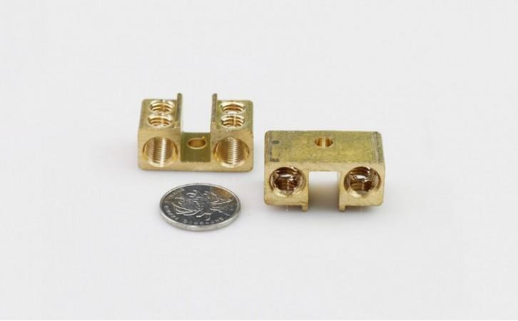 直孔铜块-- 浙江叶浩电气有限公司