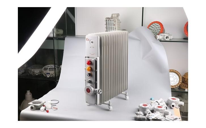 BYT 防爆电热油汀化工厂2000w取暖器-- 浙江一上科技材料有限公司