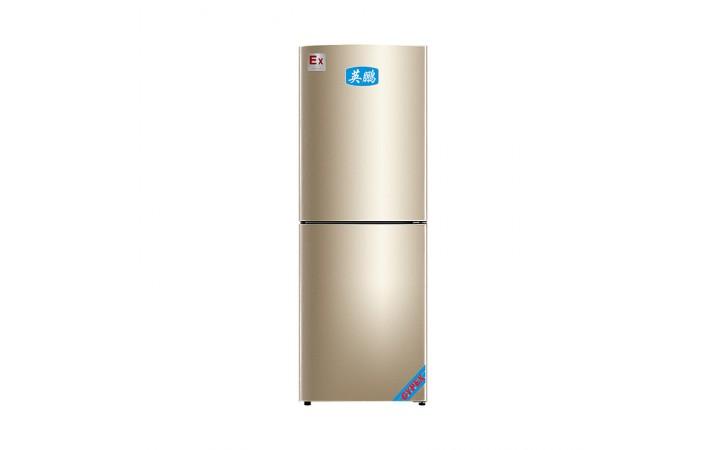 包头防爆冰箱双门双温300L-- 广东英鹏环境设备有限公司