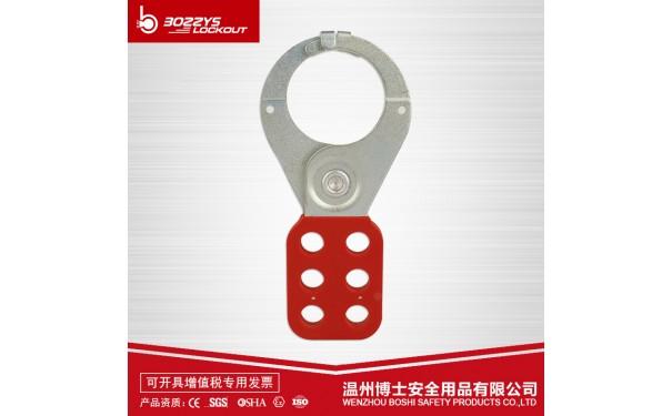 38MM钢制钳口搭扣锁BD-K22